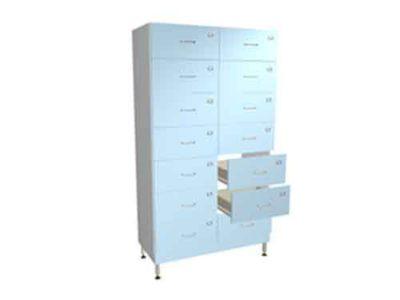 Шкаф для флюорографических карт ММ 097.46.08