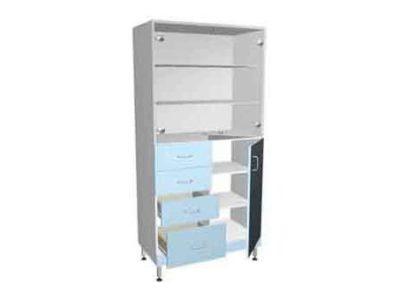 Шкаф для лабораторной посуды ММ 097.55.26