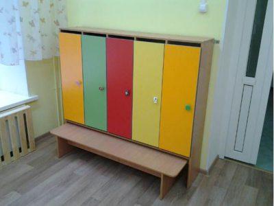 Шкаф для одежды секционный