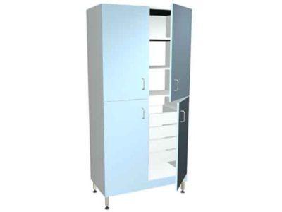 Шкаф материальный ММ 097.55.30