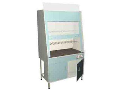 Шкаф сушильно-вытяжной ММ 096.01-Т1 с дверкой малый