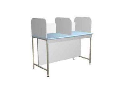 Стол для ингаляции 2-х местный ММ 097.47.22