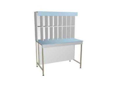 Стол для приема и регистрации анализов ММ 097.55.15