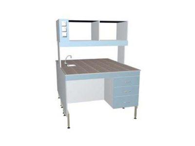 Стол лабораторный для химических исследований ММ 097.55.09