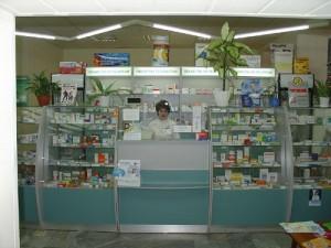 Аптечный киоск2