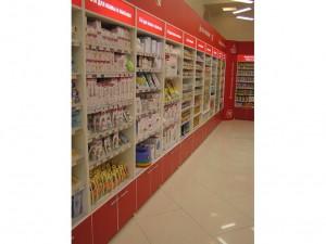 Аптечный стеллаж1