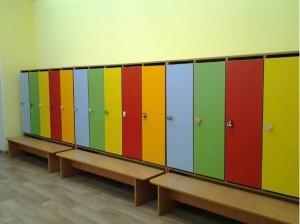Шкаф для раздевания